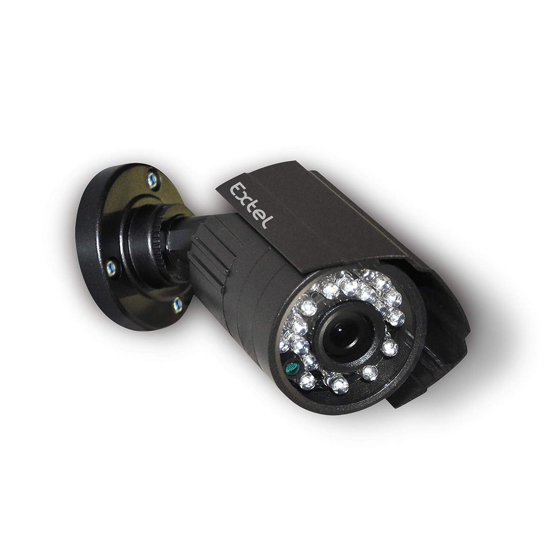 Extel 087064 Cam/éra cam vision+ Noir