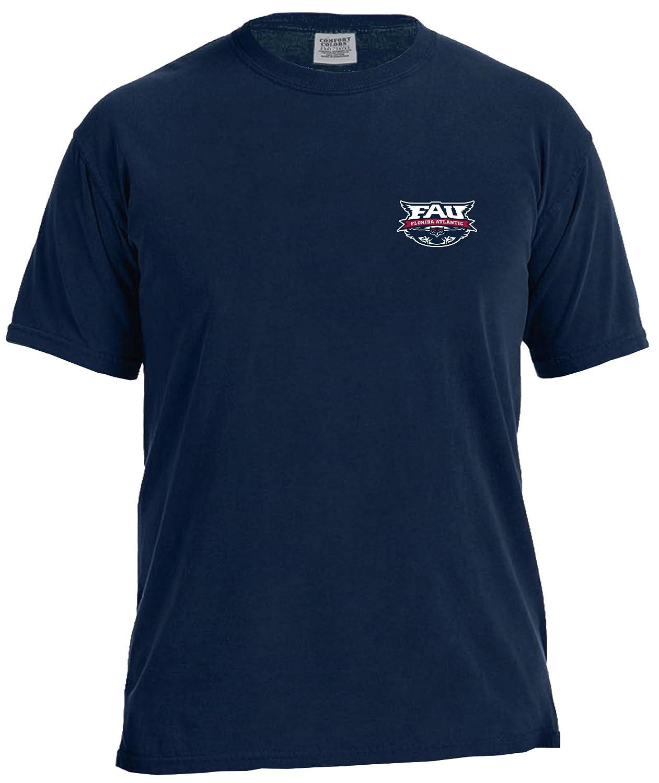 宅配便配送 NCAA Florida Atlantic Atlantic Owls状態野球靴紐半袖快適カラーTシャツ、スモール B01N43JNF2、truenavy B01N43JNF2, モダン漆器  atakaya:d76f1be7 --- a0267596.xsph.ru