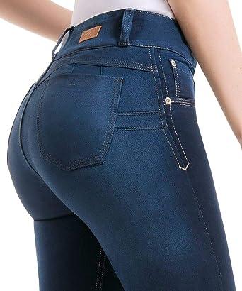 VIRTUAL SENSUALITY CYSM - Womens Push Up Jeans Colombian ...