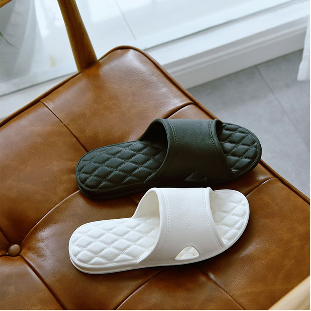 WILLIAM&KATE Women-Men Soft Slide Sandals Summer Bath Slippers Flat-Indoor Slipper by WILLIAM&KATE (Image #3)