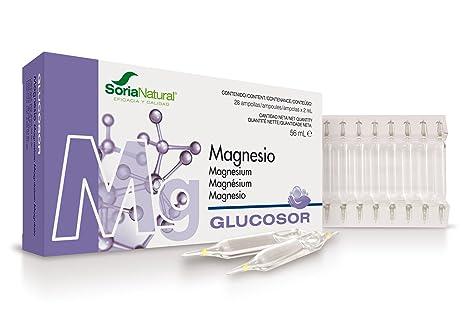 Soria Natural Glucosor Magnesio - 28 Unidades