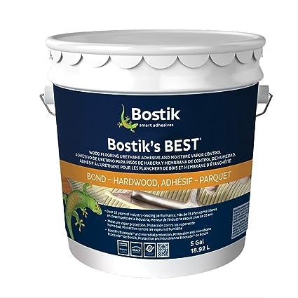 Bostiks Best Wood Flooring Adhesive 5 Gallon Multipurpose