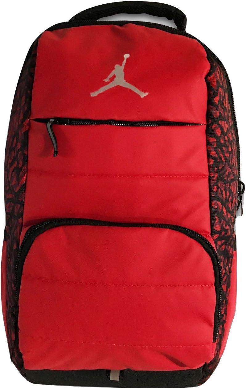 Nike Jordan All World Backpack Red Print