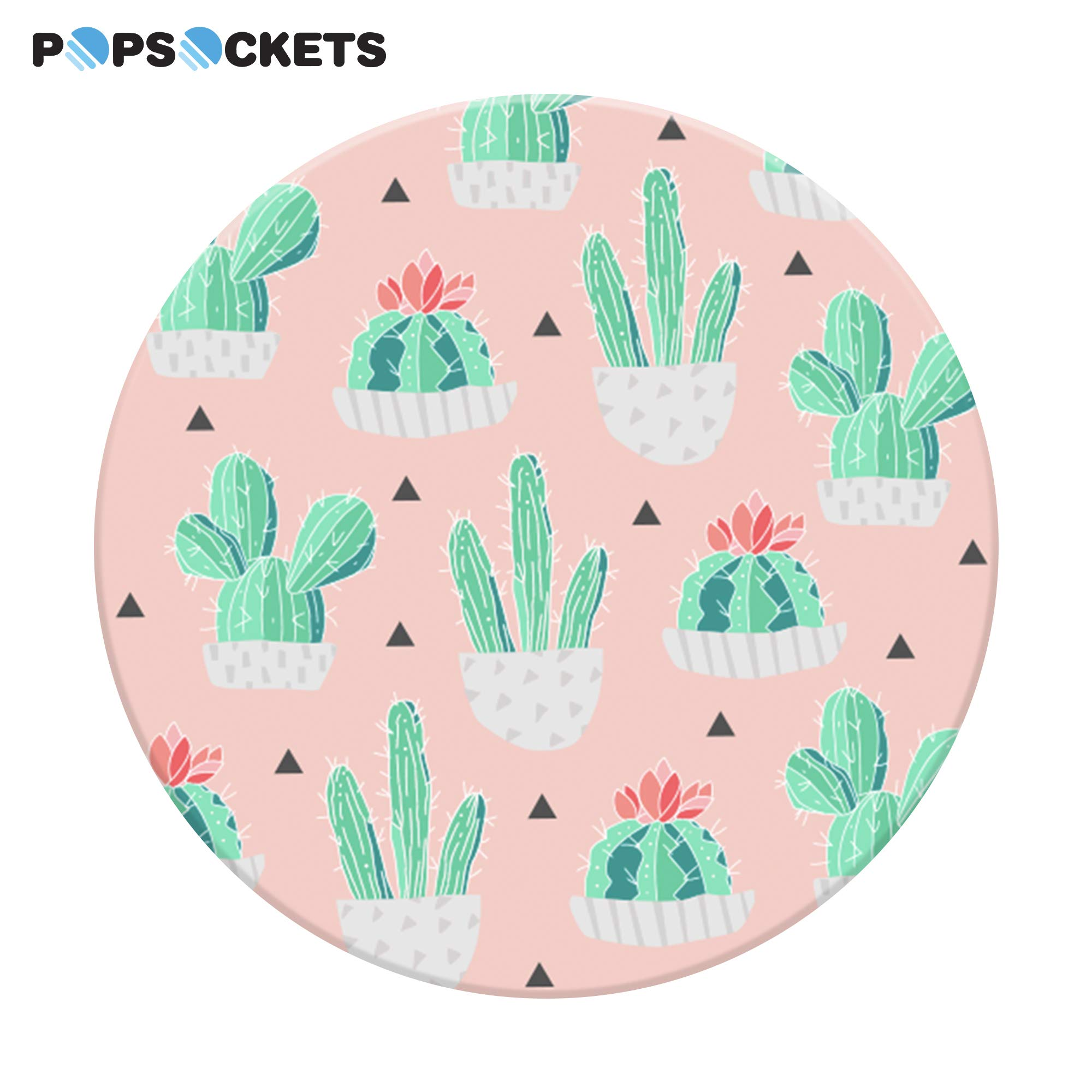 PopSockets: Collapsible Grip & Stand for Phones and Tablets - Cactus Pot