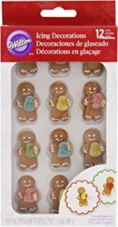 92cf10a4aa47 Bespoke Foods Decorate Your Own Gingerbread Man Kit 180 g: Carey ...