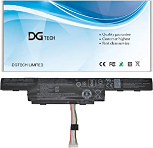 """DGTECH AS16B8J AS16B5J Replacement Laptop Battery for Acer Aspire E5-575G 15.6"""" Series E5-575-33BM E5-575G-5341 E5-575G-53VG (11.1V 62.2Wh)"""