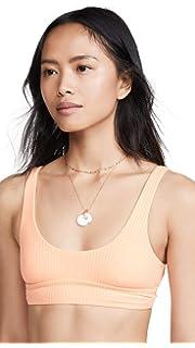 77d3dd7b51 Amazon.com: Vitamin A Women's Black Ecolux Neutra Bikini Top: Clothing