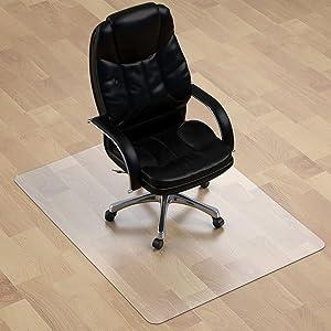 MuArts Thickest Chair Mat for Hardwood Floor