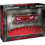 Bezier Games Bezwbst Werebeasts Board Games