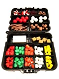 Artificial Plastic Fake Baits Sweetcorn Tiger Nuts Dog Biscults & Tackle FlipBox