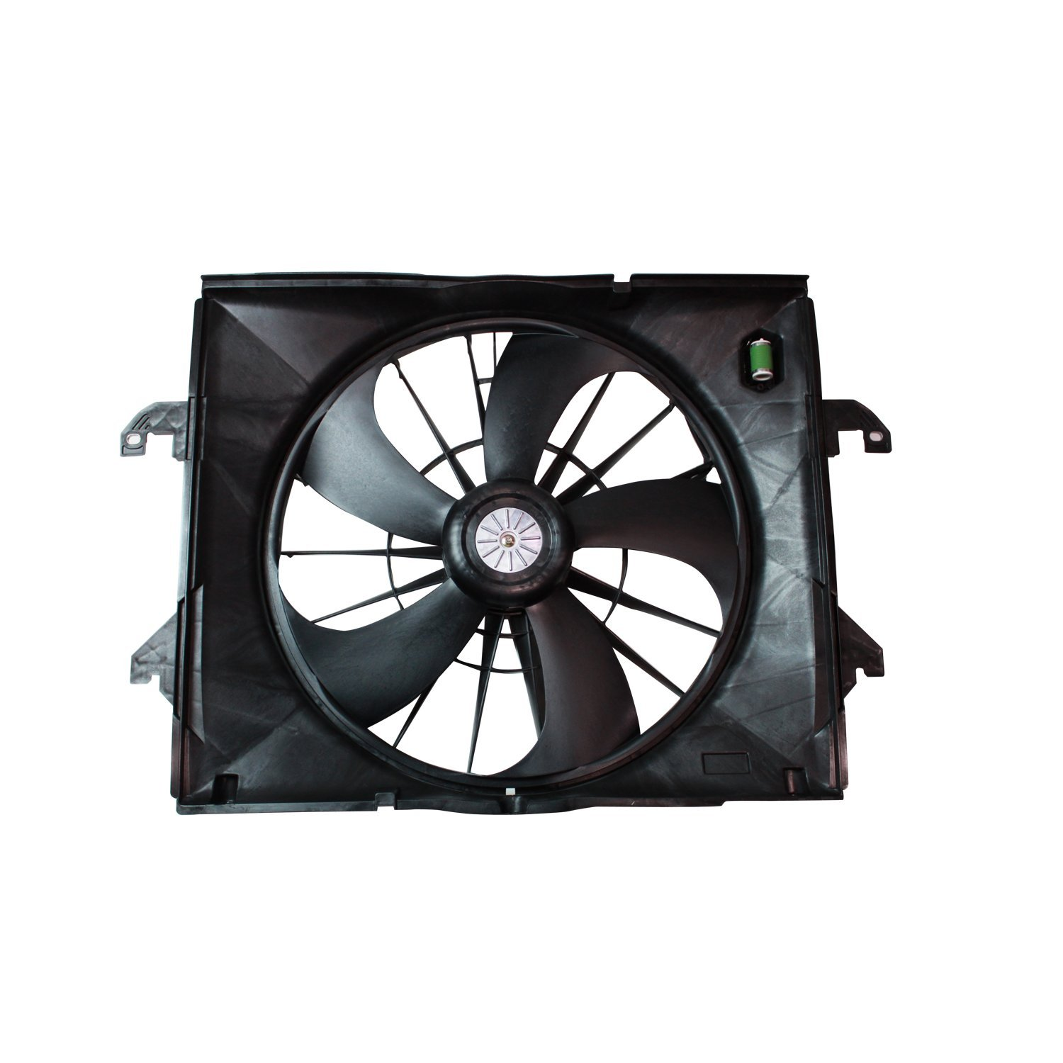 TYC 622320 Replacement Cooling Fan Assembly for Dodge Ram Pickup