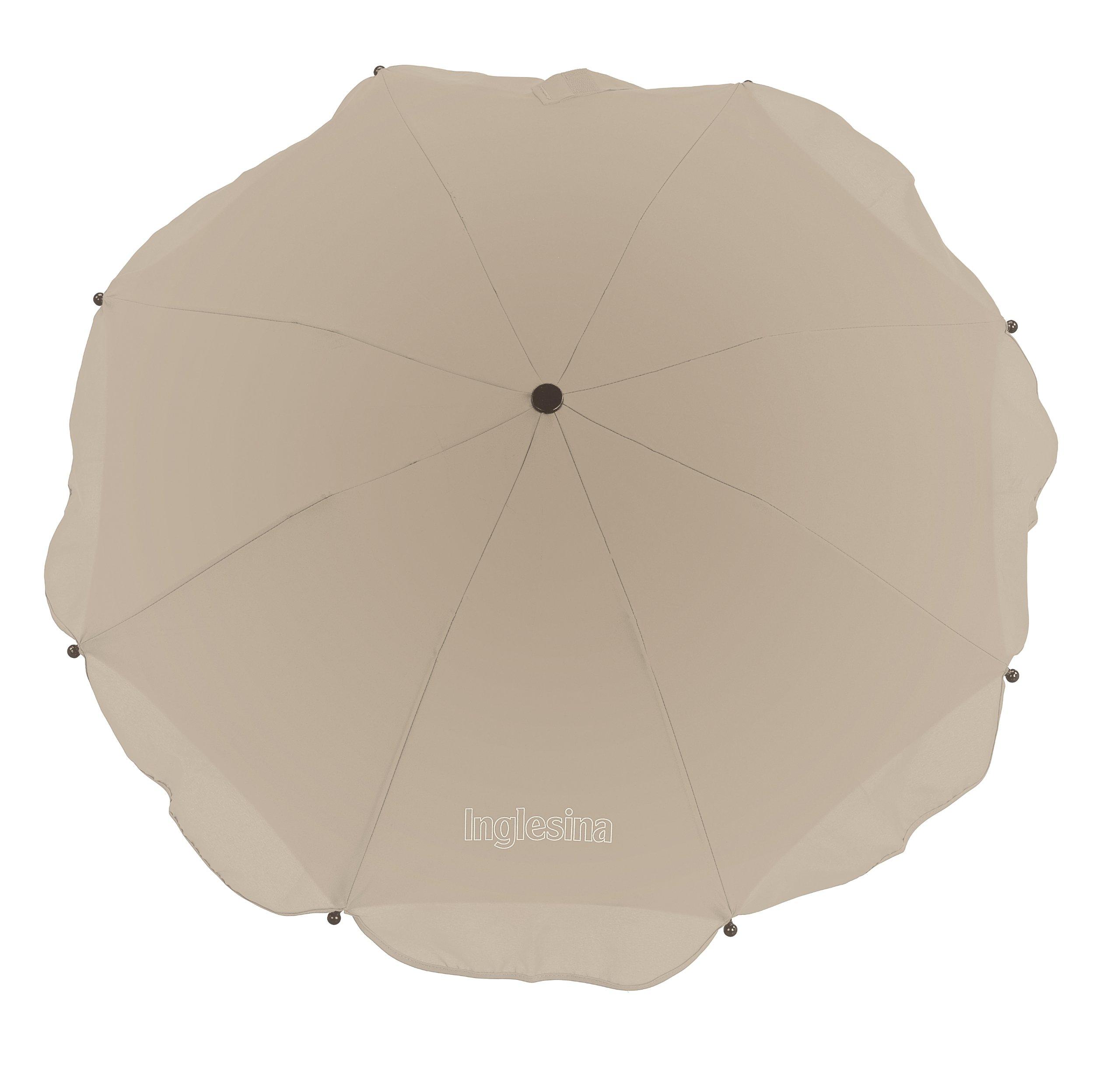 Inglesina Universal Stroller Umbrella Parasol, Cream