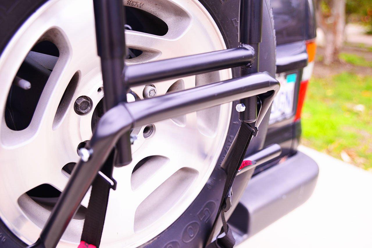 Allen Sports Premier 2-Bike Spare Tire Rack by Allen Sports (Image #4)