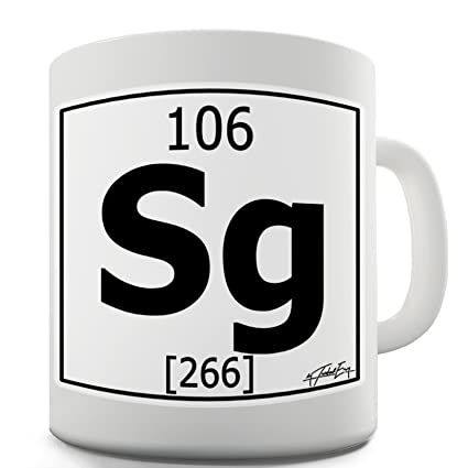 Amazon Funny Mugs For Coworkers Periodic Table Of Elements Sg