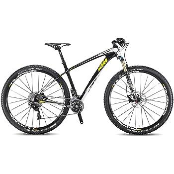 Ein qualitativ hochwertiges Mountainbike finden Sie bei der Marke KTM.