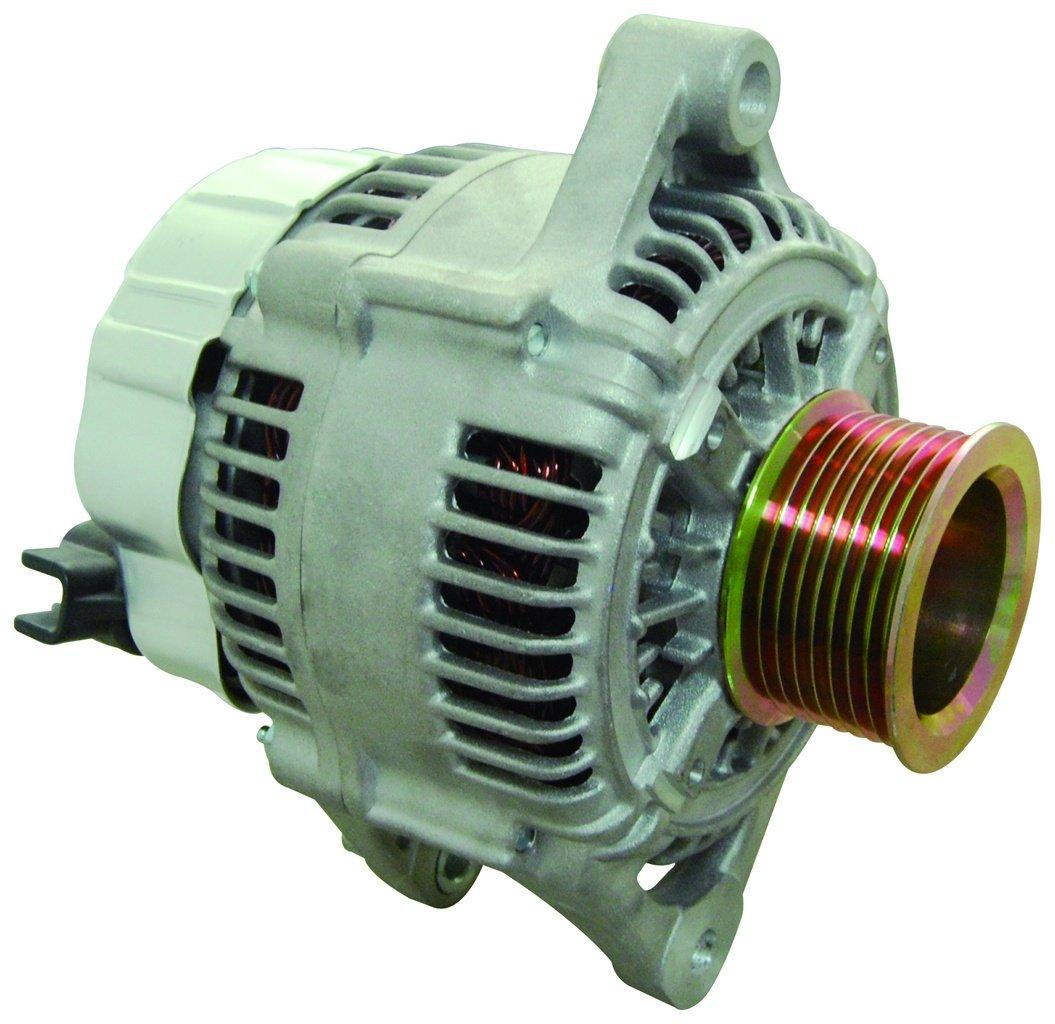 New Alternator For Dodge Ram 59l Diesel Cummins 1999 1997 Wiring 2000 2001 Isb Qsb Automotive