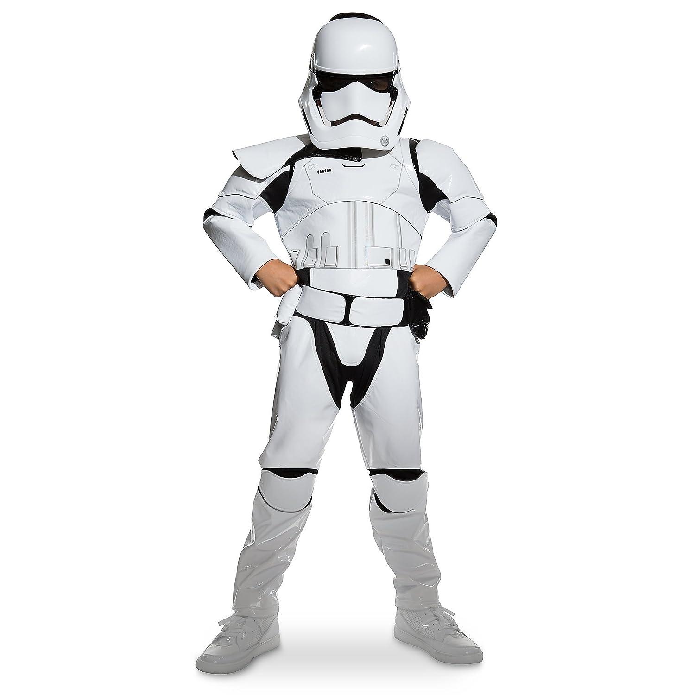 Star Wars: Star The Force Awakens ハロウィン スターウォーズ/フォースの覚醒 ストームトルーパー キッズコスチューム サイズ:US11/12 ハロウィン サイズ:US11/12 日本145~155cm B079YPFR31, ムッシュマスノ アルパジョン:a0aaf6ba --- 2chmatome2.site