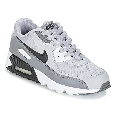 2326f4deaea09e Nike Boys Air Max 90 Mesh (ps) Competition Running Shoes ...