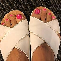 0e3d67c9ffe Amazon.com: Customer reviews: UGG Women's Kamile Flat Sandal Black ...