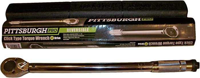 Top 9 Pittsburgh Torque Wrench