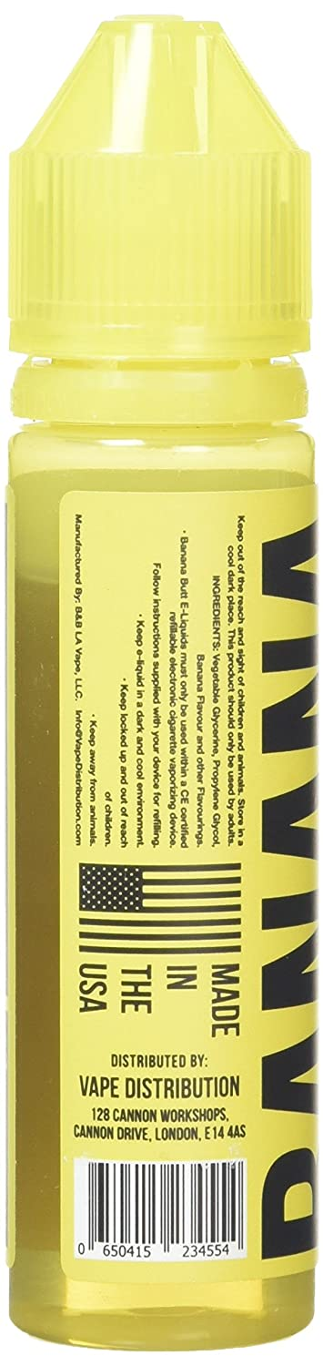 Banana Butt Right Cheek, 50 ml: Amazon co uk: Health & Personal Care