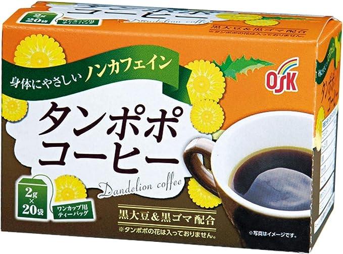 は と たんぽぽ コーヒー