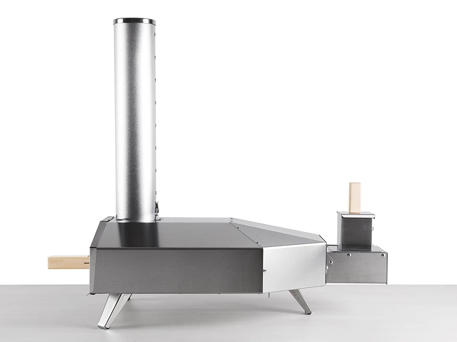 Amazon.com : Ooni 3 Portable Wood Pellet Pizza Oven W/ Stone and ...