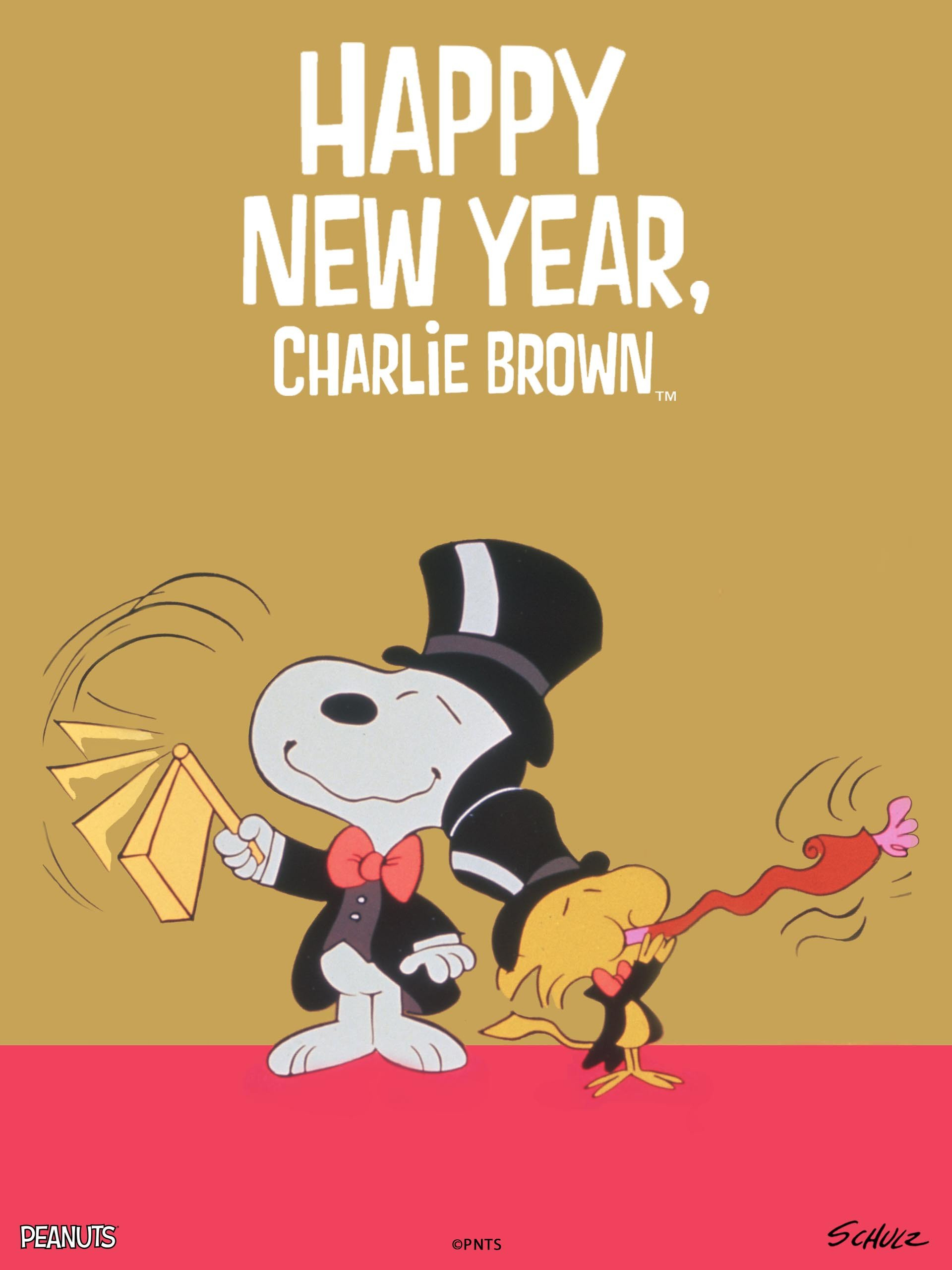 amazoncom watch happy new year charlie brown prime video