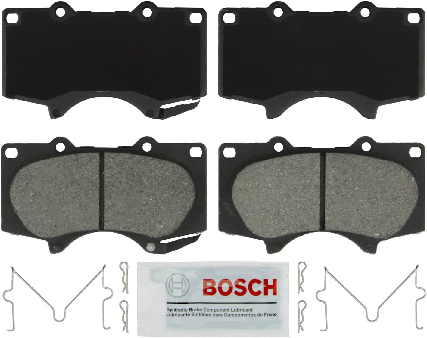 2000 2001 2002 2003 For Toyota Tundra Front Semi Metallic Brake Pads