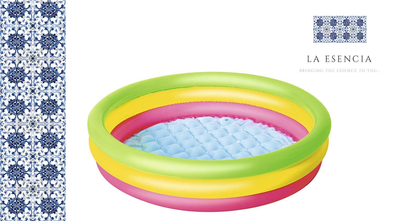 Cute Inflatables Colchoneta Flotador Donut Hinchable | ¡Gran Accesorio Divertido para la Piscina, la Playa o una Fiesta de Verano! |