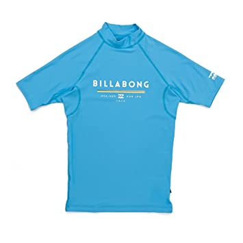 G.S.M. Europe - Billabong Unity SS Rash Guard 8c7040594ffa