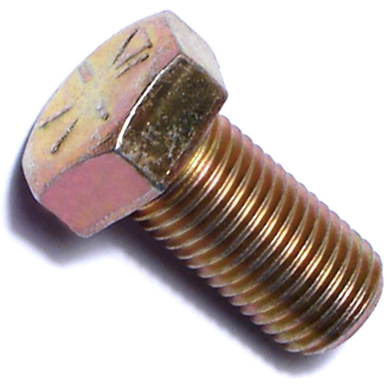 Hard-to-Find Fastener 014973252540 Grade 8 Fine Hex Cap Screws 3//8-24 x 3//4 Piece-50