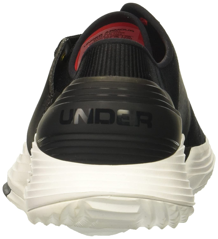 Under Armour Women's Speedform Amp 2.0 Cross-Trainer Shoe B01NCLIZWG 10.5 M US|Black (001)/White