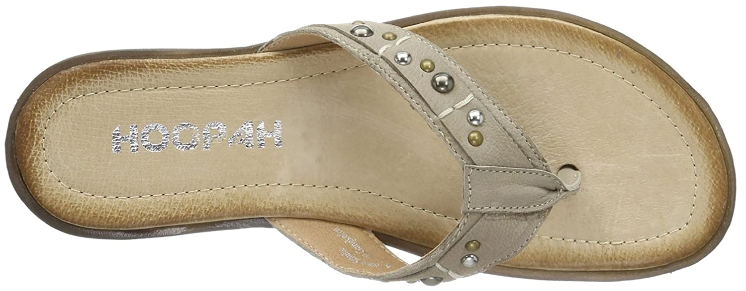 Andrea Conti Hoopah by (Taupe 2617403 Damen Zehentrenner Grau (Taupe by 066) 4f071e