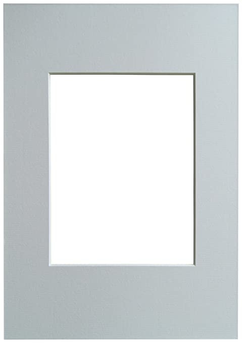 Walther Mounts PA520W Snow White Frame Size 15 x 20 cm, Picture Size ...
