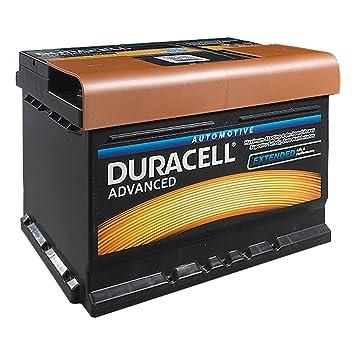Duracell Car Battery Review >> Duracell Advanced Da63h Car Battery 12v Type 027 63ah 600cca