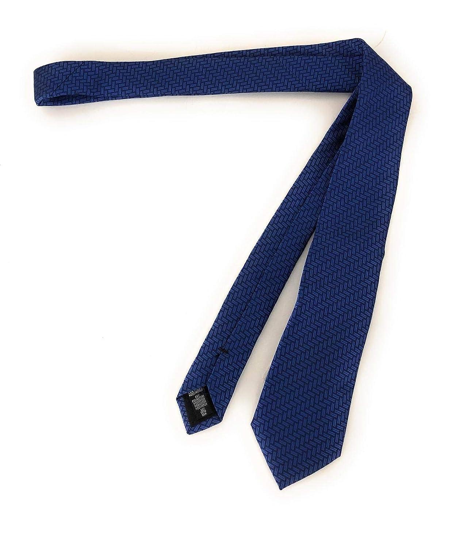 Armani JEANS - Corbata - para hombre Royal Blu Talla única: Amazon ...