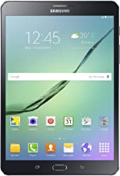 "Samsung SM-T719NZKEITV Galaxy Tab S2 Tablet, Display da 8.0"", Processore da 1.8 GHz, RAM 3 GB, HDD 32 GB, Nero [Versione Italiana]"