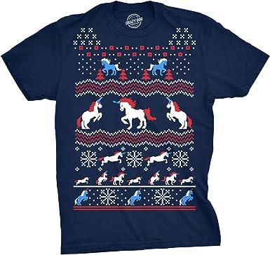 Let It Snow Pug Ugly Christmas Youth Kid/'s T-shirt funny Xmas tee
