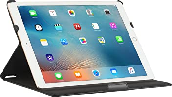 """StilGut UltraSlim, Custodia con Funzione Supporto per Apple iPad PRO 12.9"""" (2015) 12.9"""", Nero"""