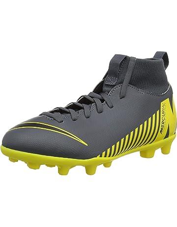premium selection 09ede 15e23 adidas X Tango 18.4 TF J, Botas de fútbol Unisex para Niños. Nike Superfly  6 Club MG, Zapatillas de Fútbol Unisex Niños