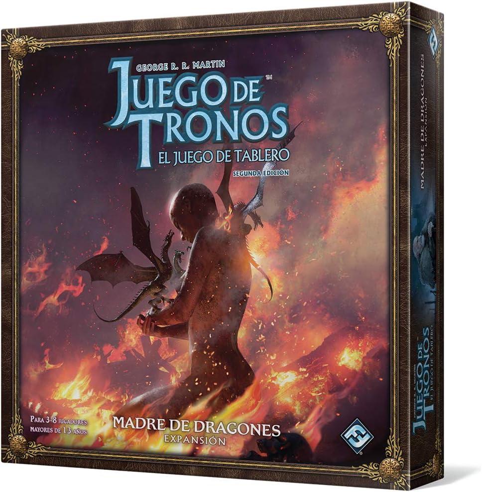 Fantasy Flight Games - Madre de Dragones - Español (VA103ES): Amazon.es: Juguetes y juegos