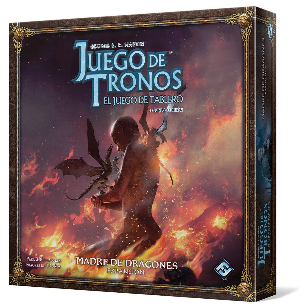 Juego de mesa de Game of Thrones