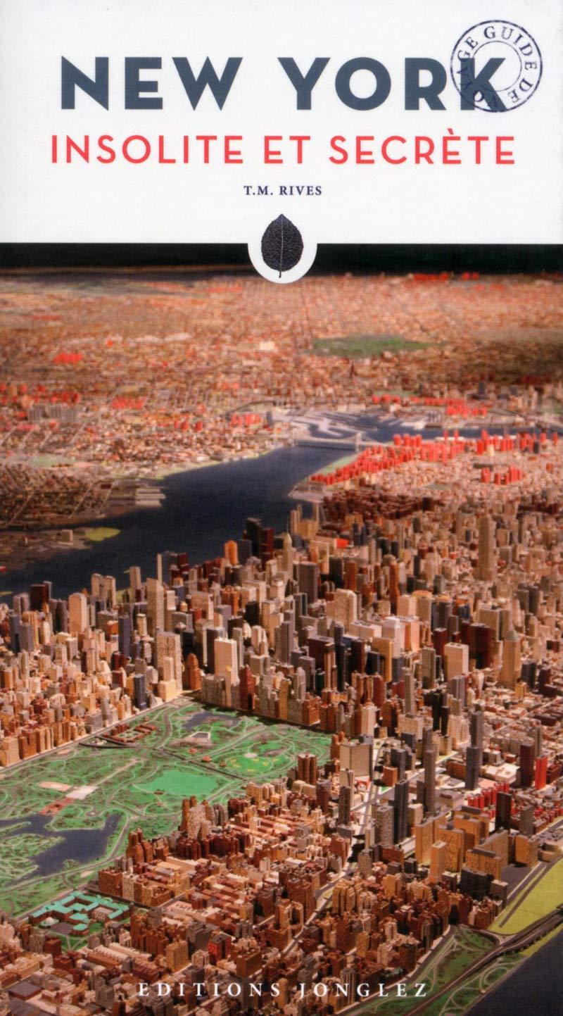 Read Online New York insolite et secrète (Secret) (French Edition) pdf