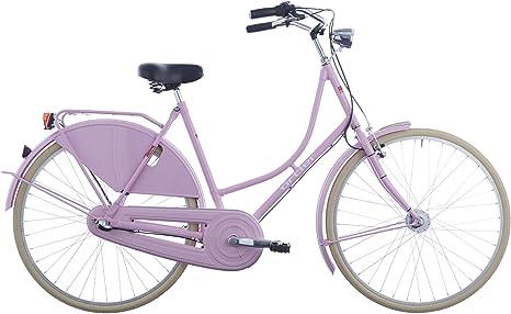 ORTLER Van Dyck - Bicicleta Holandesa - Rosa 2019 Bicicleta Urbana ...