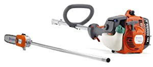 Husqvarna 128LDX 28cc 10-Inch Detachable Pole Saw