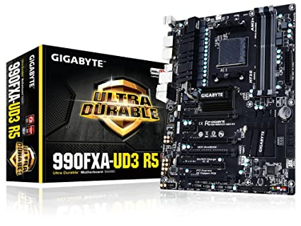 Amazon.com: Gigabyte AM3+ AMD 990FX SATA 6Gb/s USB 3.0 ATX AMD