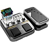 Beaspire NUX MG-100 Electric Guitar Multi-Effects Pedal Processor Musical Instrument Parts for Electronic Guitar and Bass