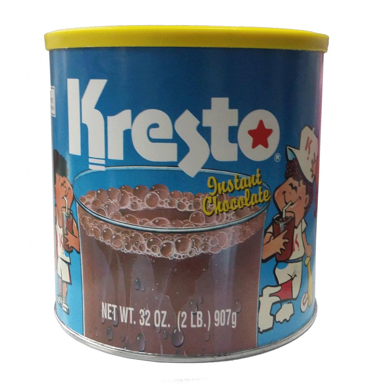 Instant Chocolate Milk Kresto  Powder 32 Ounces