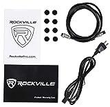 Rockville 2-Way 250W Active/Powered USB Studio